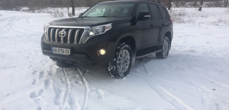 Тест-драйв Toyota Land Cruiser 150