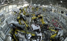 China's industrial output. Photo by Xinhua.
