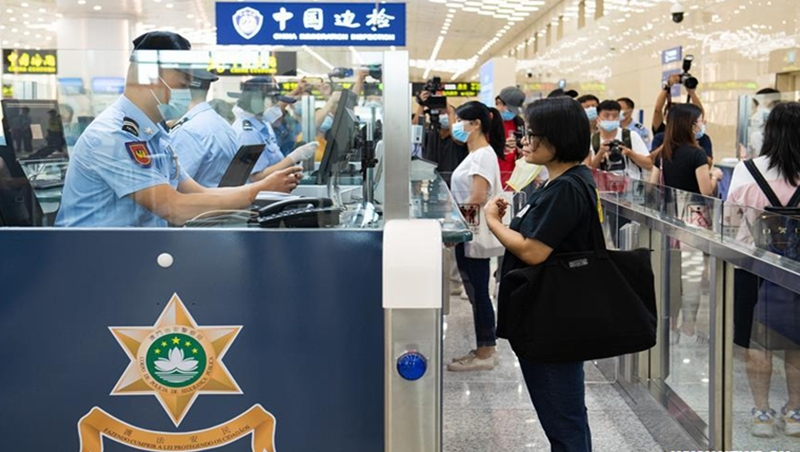 China, PRC, COVID-19, China's National Immigration Administration, Passport service