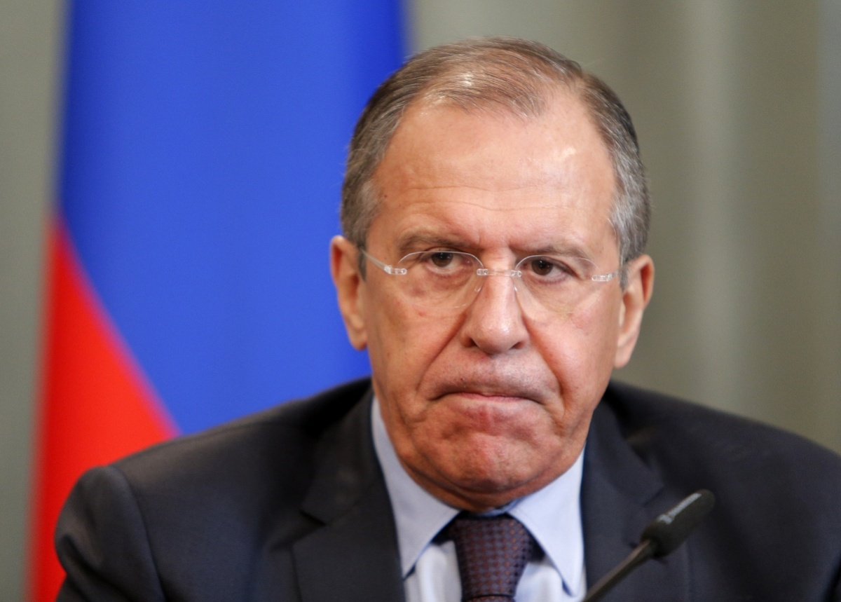 Russia, Donbas, Lavrov, Minsk Accords, Potsdam Conference, Foreign Minister