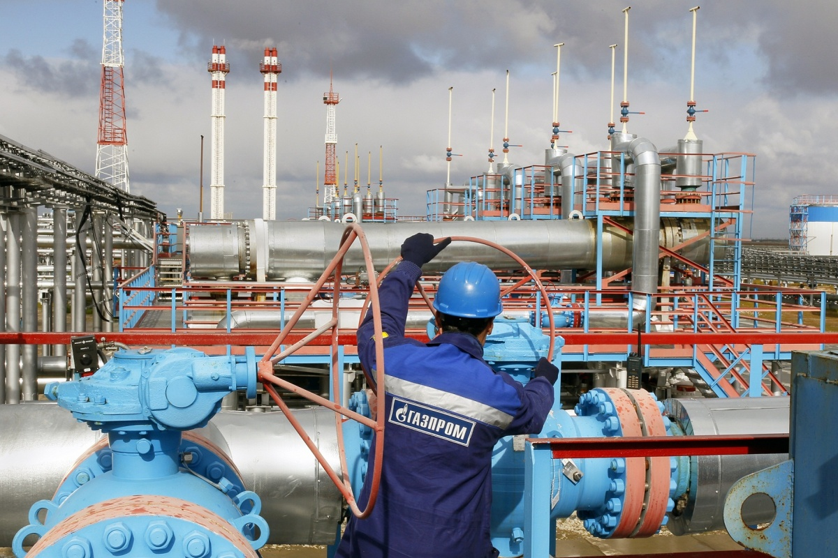 Crimea, Russia, gas, gas transport system, connect, russian GTS