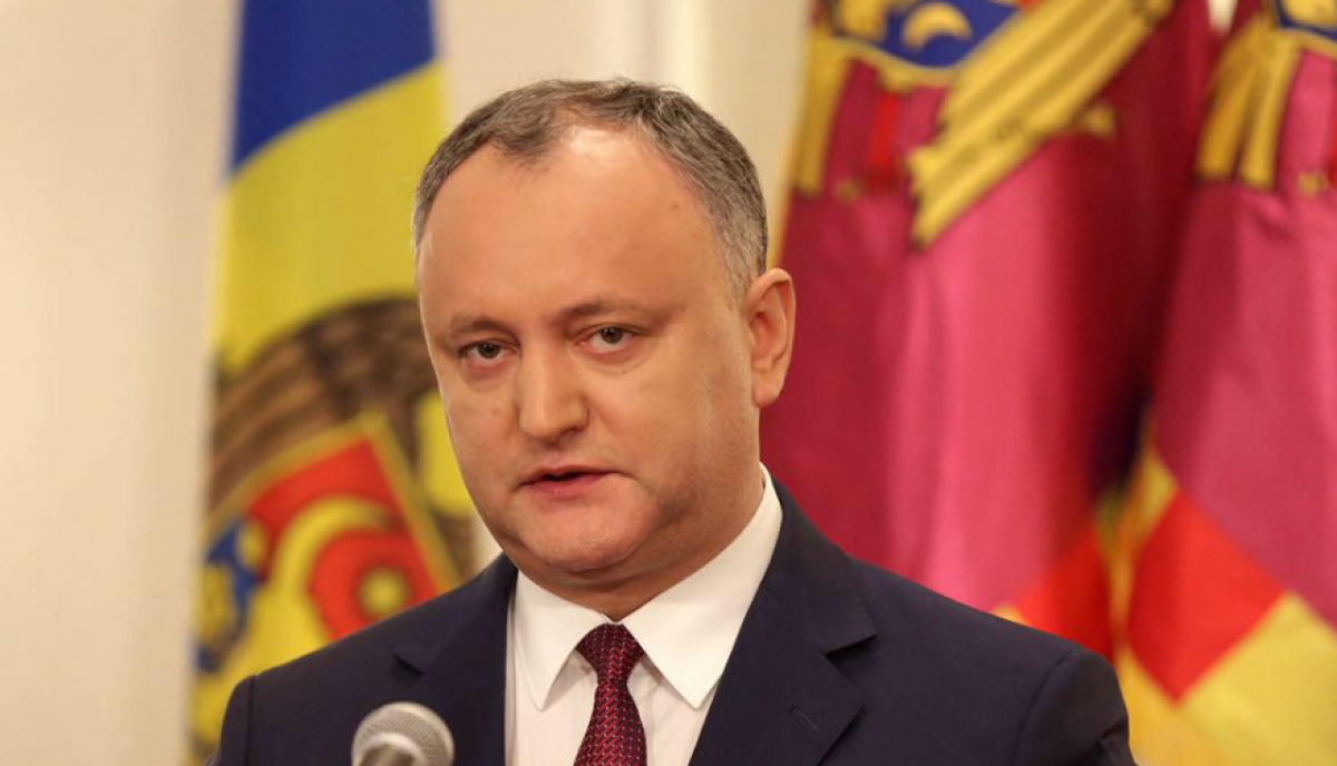 law, Verkhovna Rada, President, Moldova, Igor Dodon, education, language