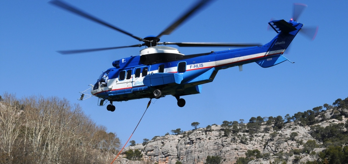 France, Ministry of Interior Affairs, helicopter, Airbus Helicopters