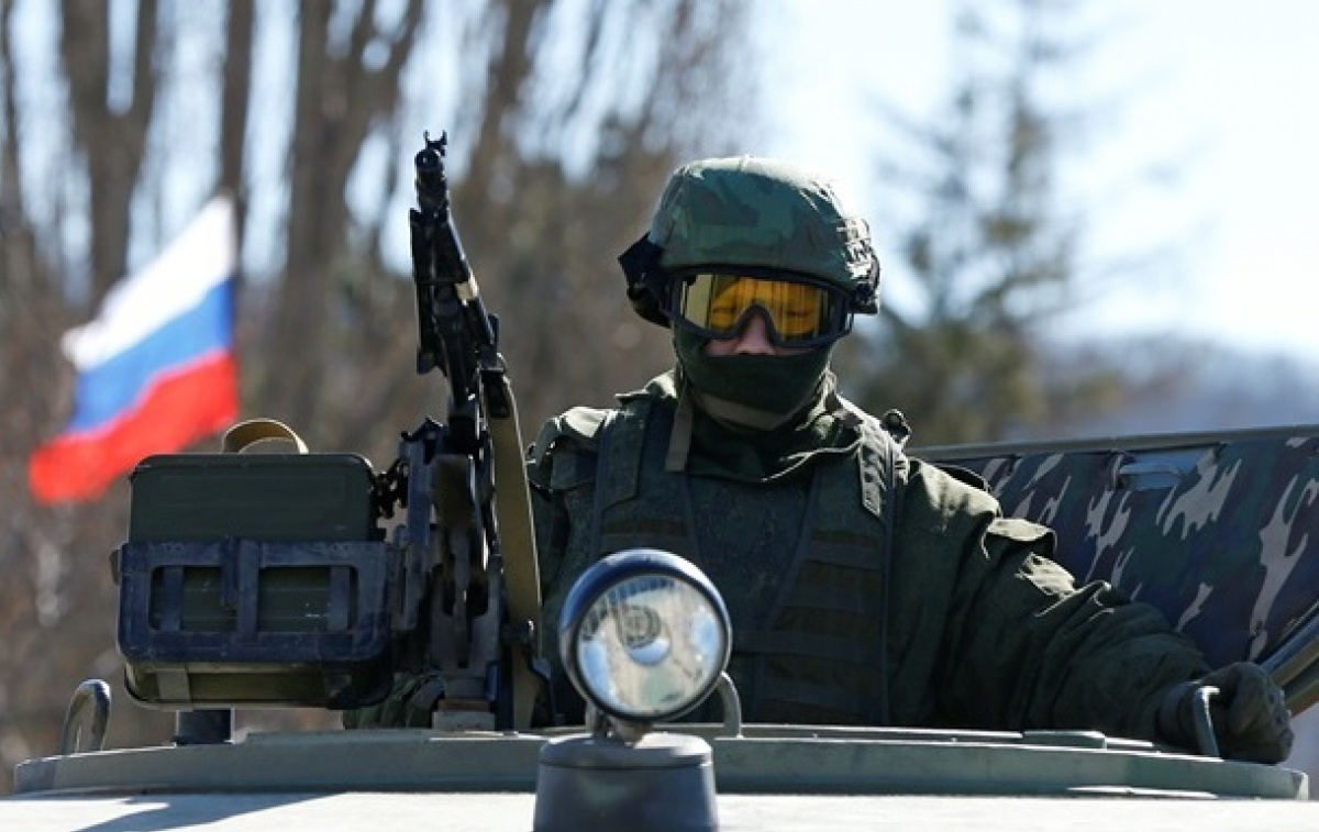 Russia, Donbas, intelligence, Syria, Russian military, Joint Forces Operation, laser weapons, JFO