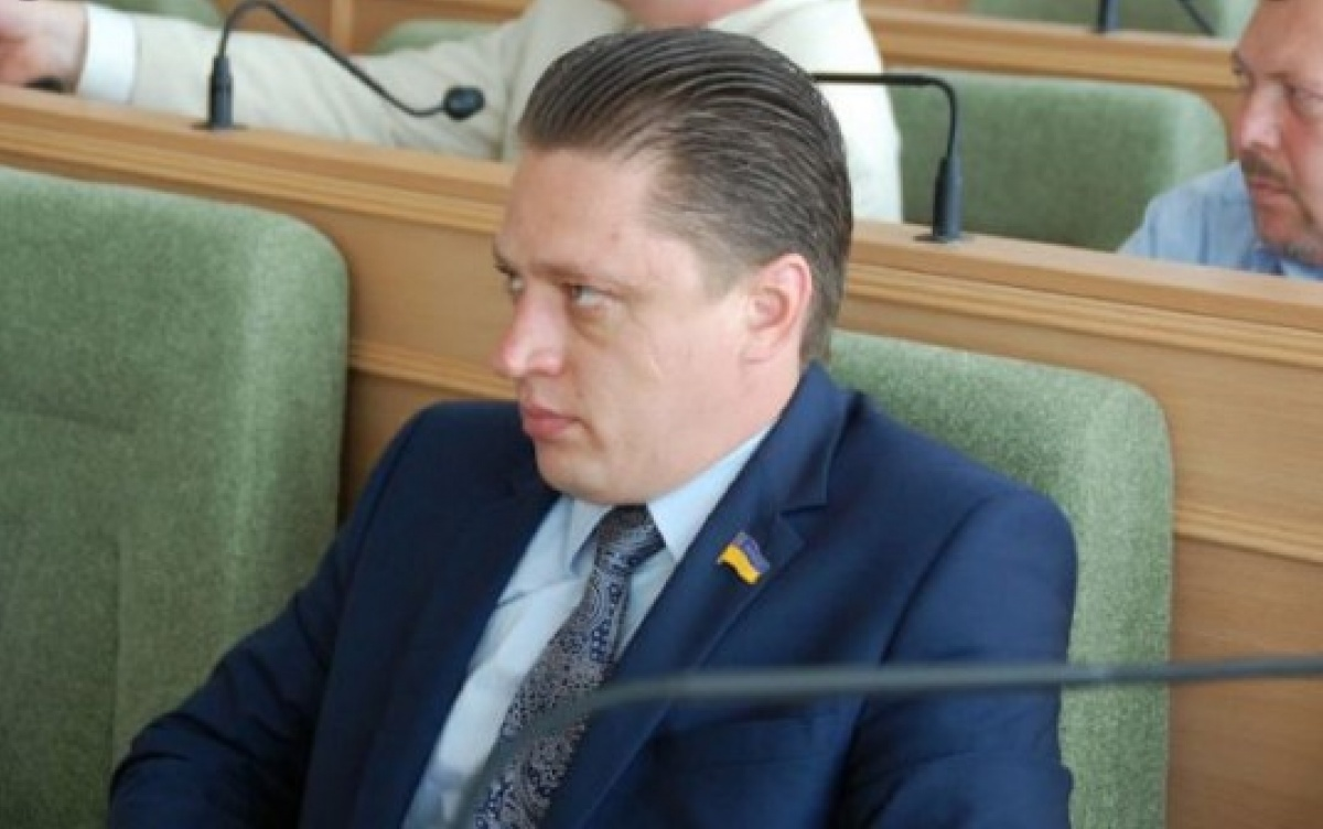Prosecutor General, Ruslan Riaboshapka, criminal conviction, MP, Ruslan Ivanisov, Servant of the People