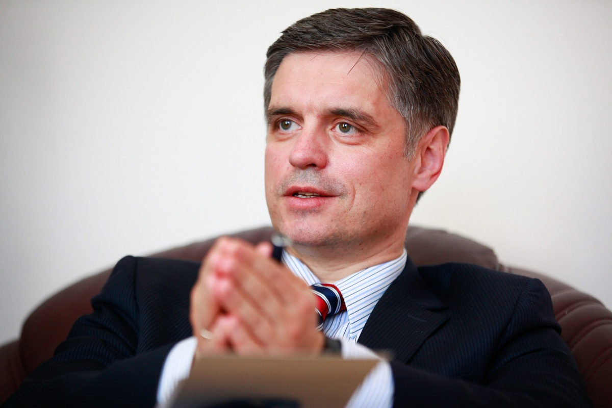 Foreign Minister, Vadym Prystaiko, declaration, income