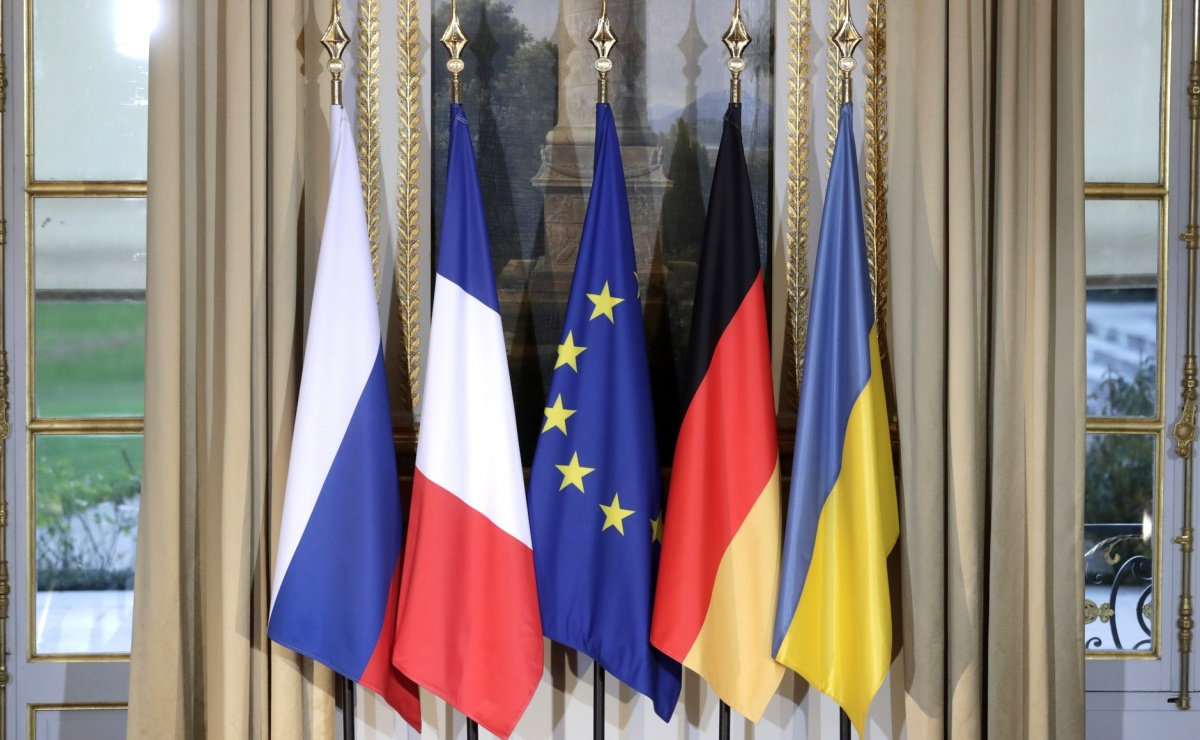 Normandy Format, Normandy Format meeting, MSC, Munich Security Conference, President, Volodymyr Zelenskyy