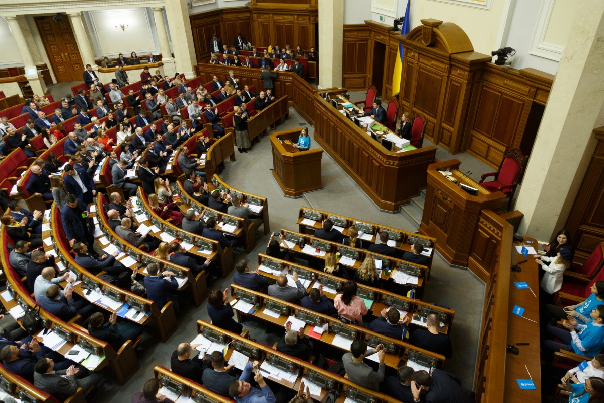 Rada, Verkhovna Rada, parliament, Coronavirus, quarantine, COVID-19, cameramen, news photographers, press box