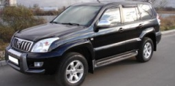Land Cruiser Prado.